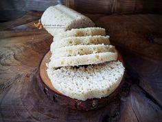 Paine de orez in forma de chec | Retetele mele dragi Vegan Gluten Free, Vanilla Cake, Healthy Recipes, Cheese, Desserts, Breads, Food, Fine Dining, Tailgate Desserts