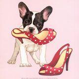 In Her Shoes Láminas por Maryline Cazenave