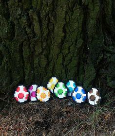 Yoshi Eggs!