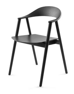 Brand new chair by Softline: Karm, a modern classic