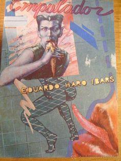 EMPALADOR - HARO IBARS - LA BANDA DE MOEBIUS - 1980 - Foto 1