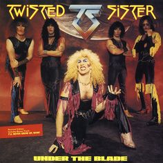 Thirty of the Worst Heavy Metal Album Covers of All Time 80s Hair Metal, Hair Metal Bands, 80s Hair Bands, 80 Bands, Rock And Roll, Rock & Pop, Hard Rock, Sister Band, Musica Disco