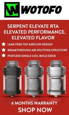 13 Best Wotofo Vape RDA RTA RDTA Mesh Coils Wire Coils Mods Pods