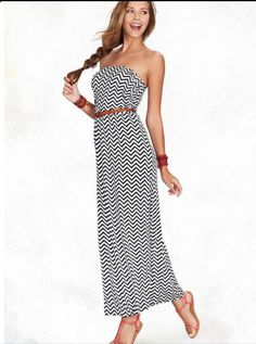 Obsessed with this maxi from Delia's!