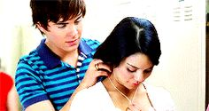 troy and gabriella high school musical