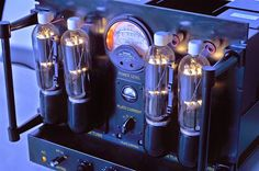 Western Electric, Line Magnetic 805 integrated amplifier