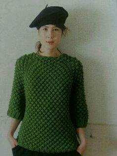 ブックレビュー 大人の手編み服(リトルバード) - まいにち、あれこれ
