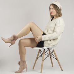 Eames, High Neck Dress, Furniture, Dresses, Home Decor, Fashion, Templates, Winter, Colors