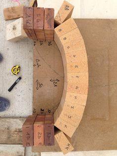 Construction du Four à pain/pizza - Mon four à pain en briques réfractaires Oven Diy, Diy Pizza Oven, Pizza Oven Outdoor, Build Outdoor Kitchen, Backyard Kitchen, Wood Oven, Wood Fired Oven, Petrin A Pain, Barbecue Four A Pizza