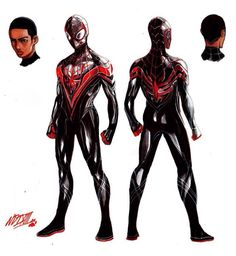 Miles Morals Spiderman