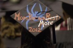 2012 Commencement Exercises of the University of Richmond School of Continuing Studies. University Of Richmond, Grad Hat, Spider, Study, Night, Photos, Pictures, Spiders, Photographs