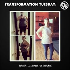 It's #TransformationTuesday and this week, we're featuring Regina M., a 9Rounder from 9Round Anderson, SC - E. Greenville!  Today is a very special day for Regina, as not only is she being featured in Transformation Tuesday, but today is ALSO her birthday!  Our birthday girl is a mom, and after having her second child, she was having some issues with her weight and energy levels. Here is the story of Regina's transformation in her own words:  http://on.fb.me/1VB4SL6  #9Round #GetFit