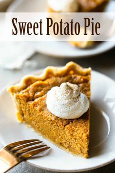 The best sweet potato pie recipe: So silky smooth and perfectly sweet, with the perfect balance of spices. Bakes up beautifully every time! #sweetpotato #pie #southern #easy #recipe #mississippi #best #healthy #soulfood #homemade #oldfashioned #fromscratch #brownsugar #glutenfree #black #filling #simple #deepdish #awardwinning #thanksgiving #grandmas #traditional #classic #howtomake #louisiana #amazing #creamy #bakingamoment Deep Dish Sweet Potato Pie Recipe, Mississippi Sweet Potato Pie Recipe, Sweet Potato Pie Filling, Homemade Sweet Potato Pie, Vegan Sweet Potato Pie, Freeze Sweet Potatoes, Sweet Potato Recipes, Roasted Sweet Potatoes, Healthy Pie Recipes