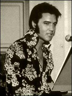 Elvis 1970.
