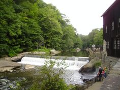 McConnells Mill State Park, a Pennsylvania State Park located nearby Beaver, Beaver Falls and Butler