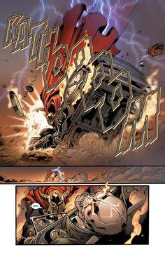 Galicia Comic: Inhumans - Attilan Rising 1 - La voz no escucha