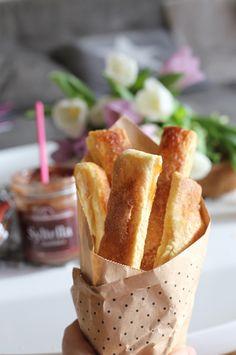 Birnen Pie-Sticks LECKER Bakery