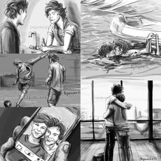 Larry Stylinson..... by LePomiere