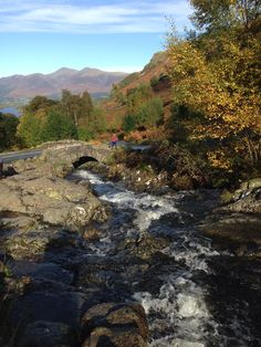 Ashness Bridge - Derwent Water - Oct 2013