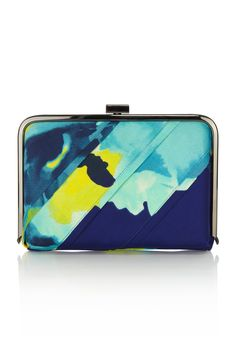 Tinae Printed Clutch from Coast