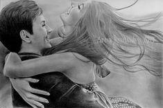 Романтичные рисунки греческой художницы Anna Annouche Koutsidou. Обсуждение на LiveInternet - Российский Сервис Онлайн-Дневников