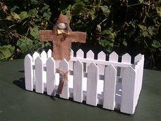 Декоративный заборчик | miksage