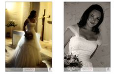 Bridal portraits inside the church at #PortGrimaud The stunning backdrop for this #StTropezwedding. Photography by Crossfire Photography www.crossfirephot... #LancashireWedding Photographers. Please do not crop or remove watermark. © Copyright Crossfire Photography 2013