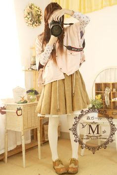 japan, japanese fashion, jfashion, mori girl, cute fashion, kawaii, jpop fashion