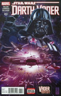 Darth Vader (Vader Down Part 2 of cover art by Mark Brooks - Star Wars Canvas - Latest and trending Star Wars Canvas. - Darth Vader (Vader Down Part 2 of cover art by Mark Brooks Star Wars Fan Art, Star Wars Film, Star Wars Poster, Darth Vader Star Wars, Anakin Vader, Star Wars Comics, Marvel Comics, Marvel News, Star Wars Statue
