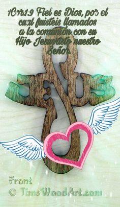 1Cor.1:9 Fiel es Dios, por el cual fuisteis llamados a la comunión con su Hijo Jesucristo nuestro Señor.