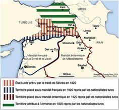 Τα σχέδια για το Κουρδιστάν-Ένα κουβάρι που δύσκολα θα ξεμπερδευτεί…. Alternative News, France, Thierry, Lebanon, British People, Turkey Country, Arab World, Syria, French