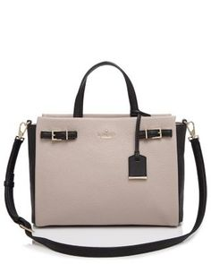 kate spade new york Holden Street Lanie Color Block Satchel | Bloomingdale's
