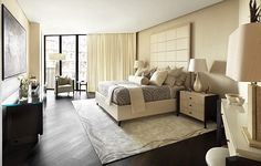 angled wood flooring - one hyde park, candy & candy