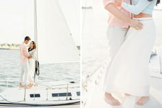ralph-lauren-inspired-sailboat-engagement-session-melanie-gabrielle-photography-16, save the date
