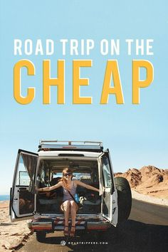 Road trips on the cheap