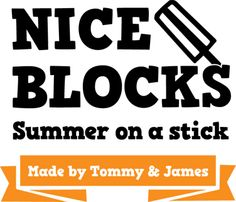 Nice Blocks by Tommy & James is New Zealands original artisan, Fairtrade certified ice block company.