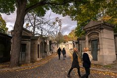 Autumn, Paris by Marji Lang, via Flickr
