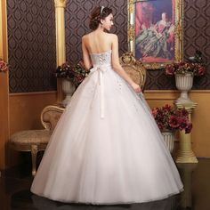2014 new autumn and winter bride wedding dress yarn Bra Qi Slim was thin Korean fashion diamond customization