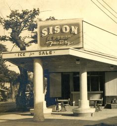 Location:TheFactory of Sison Ice Drop is located at Trabajo and 540 Verdad, Sampaloc, Manila. Philippines Culture, Manila Philippines, Retro Pi, Filipino Culture, Art Deco Buildings, Cultural Studies, Back In Time, Do You Remember, Signage