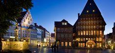 historical market square