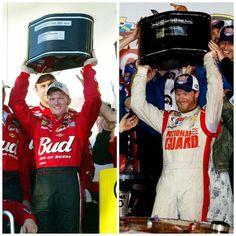 Dale Earnhardt, Junior - Two time Daytona 500 winner - 2004 & 2014