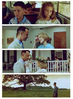 Cytaty z Filmu Forrest Gump Forrest Gump, Love Movie, Movie Tv, Movies Showing, Movies And Tv Shows, Romantic Movie Quotes, Cry Like A Baby, Movie Couples, Film Quotes