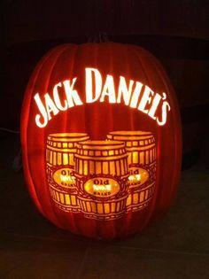 Halloween - Jack Daniels