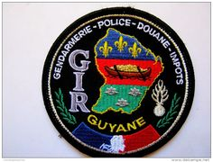 Guyane Gendarmerie Police Douane Impots