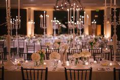 Elegant Winter Wedding in the McNulty Ballroom at Aspen Meadows Resort