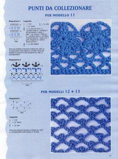 Patterns and motifs: Crocheted motif no. 550