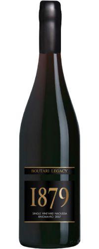 Boutari Legacy 1879 - 2007