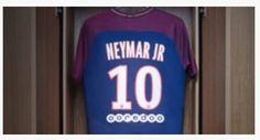 Bienvenue, welcome, bem-vindo à Paris et en France Neymar Jr.  #Neymar #NeymarJr #PSG #ParisSaintGermain #France #sport #football #foot #soccer #Ligue1 #LFP #FFF #10 #maillot #jersey #joueur #player #FCBarcelone #FCBarcelona #FCB #Barcelona #Barcelone #bienvenue ##welcome #bemvindo