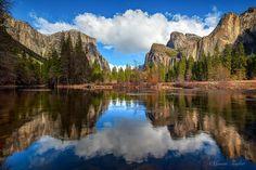 Yosemite National Park Print California Large by SusanTaylorPhoto