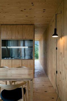 Casa de campo de 45 m² é construída em apenas três meses
